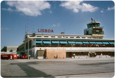 porto to lisbon airport lisbon airport portugal 1963 169 original 35mm