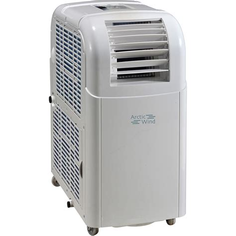 arctic wind 8 000 btu portable air conditioner with