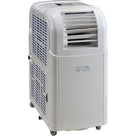 arctic wind  btu portable air conditioner