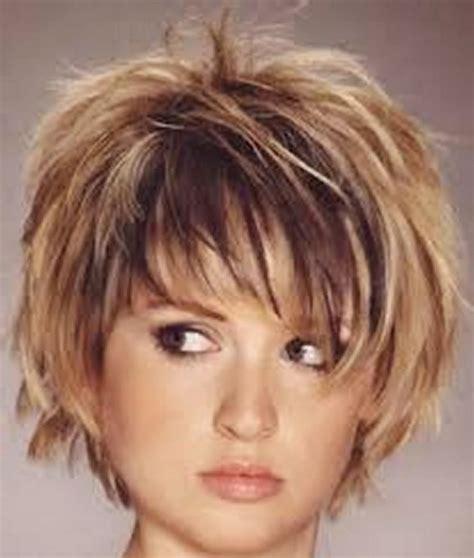 short layered very choppy hairstyles choppy short layered hairstyles 48 with choppy short