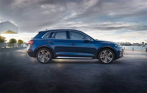 Side Table by All New Audi Q5 Audi Uk