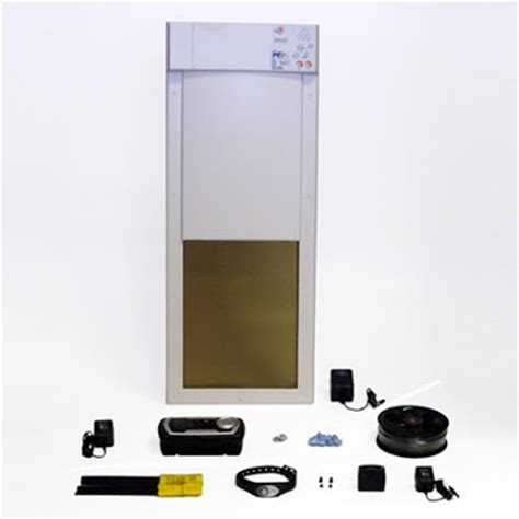 Automatic Pet Doors by How Advanced Are Automatic Doors Pictures Of Dogs And