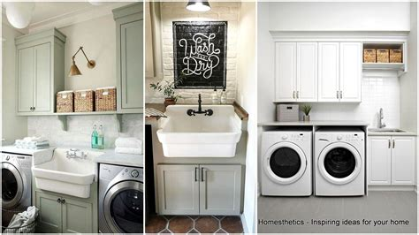 Laundry Room Cabinets Ideas 41 Beautifully Inspiring Laundry Room Cabinets Ideas To Consider Homesthetics Inspiring