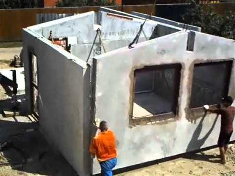 Diy House Plans homemade tilt up erecting youtube
