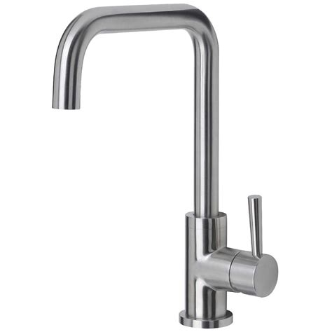 kitchen sinks taps reginox ascari led brushed nickel tap kitchen sinks taps