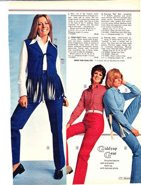 1970s fashion for women amp girls 70s fashion trends