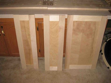 how to make a cabinet door diy build kitchen cabinet doors temasistemi net