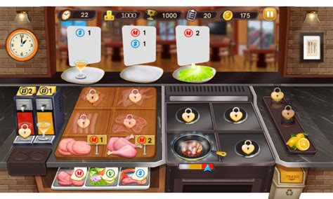 Kitchen Madness Kitchen Cooking Madness Jeux Pour Android