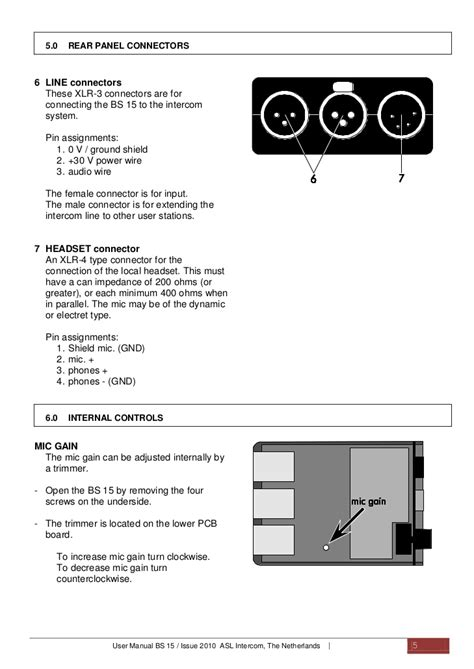 4 pin xlr intercom wiring diagram wiring diagrams