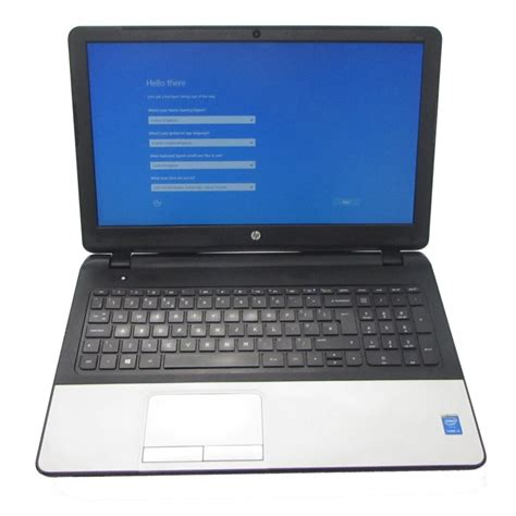 Ram Laptop 8gb Vgen hp 350 g2 intel i3 4030u 1 90ghz 8gb ram 500gb hdd 15 6 quot windows 10 laptop refurbished laptops