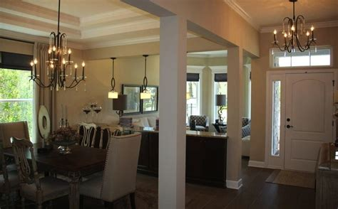Formal Dining Room Living Room Combo 1000 Images About New House On Models Giallo