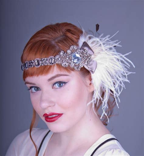 flapper headpiece diy 24 best flapper girl costume images on pinterest flapper
