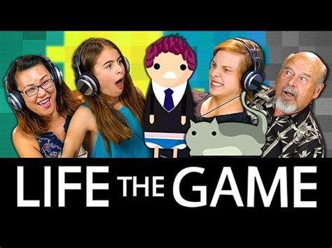 life & death!!! all generations play life: the game (react