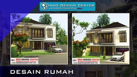 desain rumah jaman sekarang desain rumah sekarang jasa arsitek depok arsitek desain