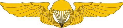 Brevet Wing Tni Ad Yongmodo logo brevet wing skadron pendidikan margahayu kumpulan