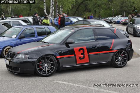 Audi A3 1 8 Tuning by Black Audi A3 Tuning