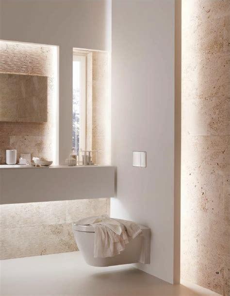 beleuchtung badezimmer die indirekte beleuchtung im kontext der neusten trends