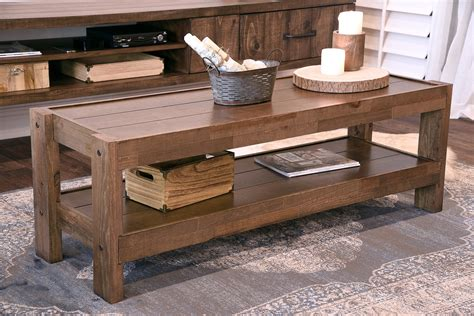 modern farmhouse table ls rustic reclaimed farmhouse pallet wood style coffee table