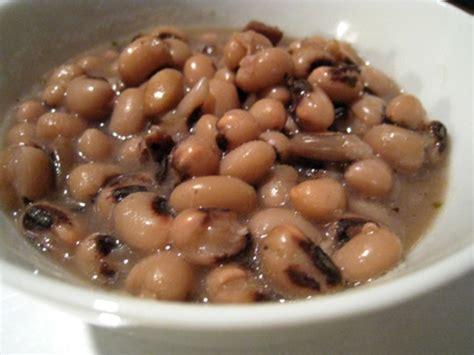 new year s food tradition black eyed peas and greens emerils stewed black eyed peas recipe food