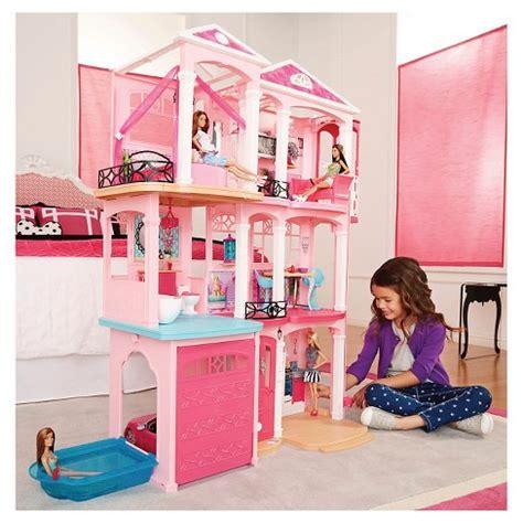 barbie big doll house barbie 174 dream house target