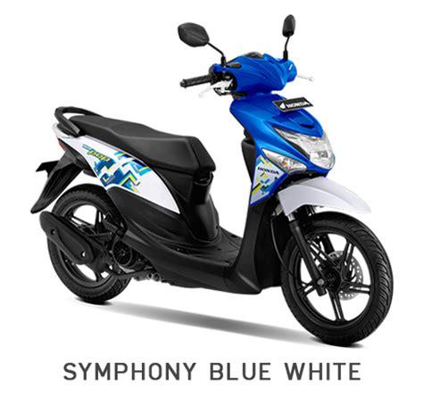 Striping Honda Beat Rockstar Blue striping dan pilihan warna baru honda beat pop 2017 2018