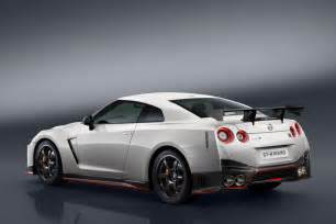 Nissan Gtr 2017 Nissan Gt R Nismo The Awesomer