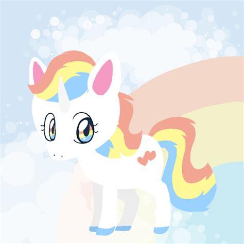 unicorn rainbow rainbow unicorn by 2logx on deviantart