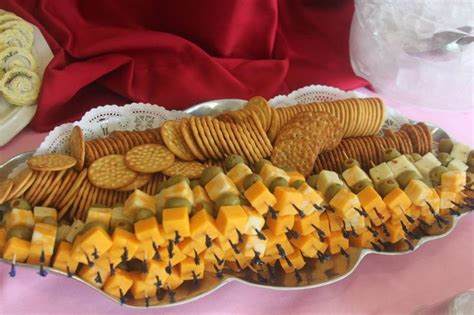 Wedding Reception Finger Food Ideas by Finger Foods For Anniversary Wedding Finger Food