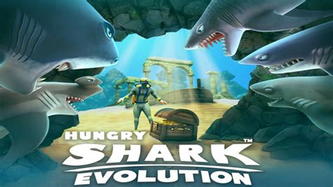 download game hungry shark evolution mod apk terbaru download hungry shark evolution v3 7 0 mod apk for android