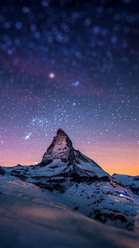 mountin top space smartphone wallpapers hd getphotos