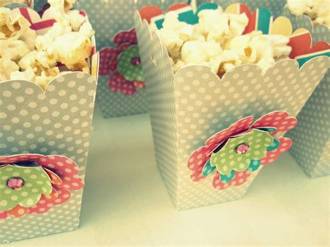 Popcorn Holders For Baby Shower by Paper Popcorn Containers My Baby Shower By