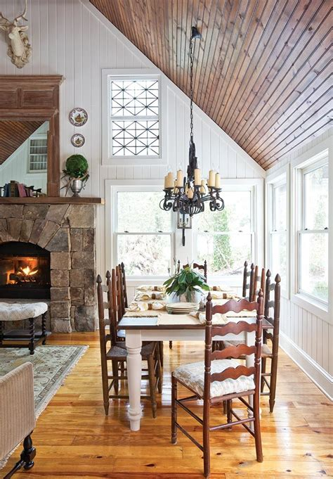 mountain cottage  highlands nc dining rooms cottage