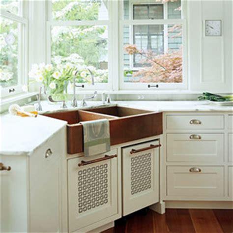 Bow Front Corner Cabinet Dondehogar La Esquina De La Cocina Ii Piletas Bachas
