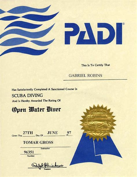 dive certifications image gallery scuba certification