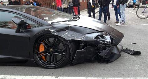 Salvage Lamborghini Aventador Wrecked Lamborghini Aventador In 12 Pics