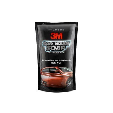 Promo 3m Car Wash Soap Gold Series Sho Cuci Mobil Terbaik Yg jual beli otomotif brembrem