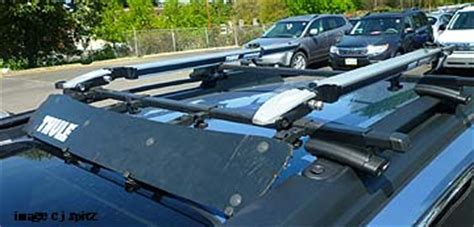 Subaru Outback Rack System by 2010 Subaru Outback Options And Upgrades Photo Page 2