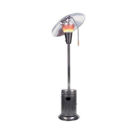 Mirage Heat Focusing Patio Heater upc 853149003070 mirage 38 200 btu slate heat focusing