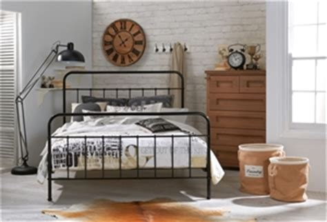 King Size Bed Frame Australia Designer Size Black Metal Bed Frame Auction Graysonline Australia