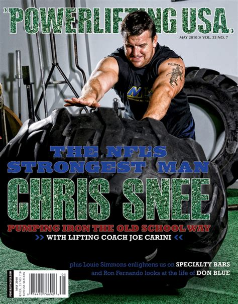 chris snee bench press chris snee the nfl s strongest man d2jsp topic