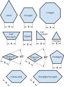 paper shapes template free pattern paper