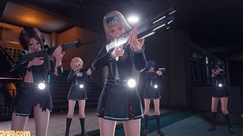 Kaset Ps4 Sg Zh School sg zh school hunter スクールガールゾンビハンター 名もなき女子高生がゾンビに挑む ファミ通