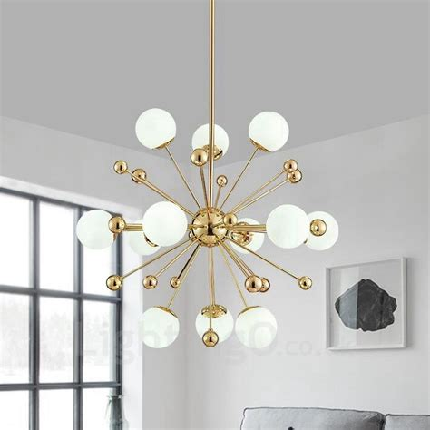 stylish lighting bathroom ceiling lights 12 light modern contemporary ceiling lights copper plating chandelier with white glass