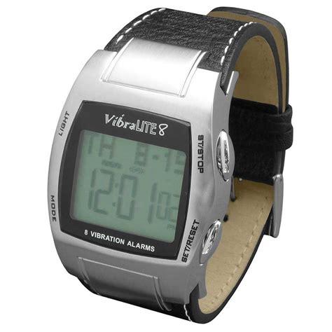 vibralite 8 vl8sl bk vibrating alarm with black