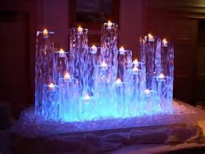 Cheap Tall Wedding Vases Fire Amp Ice Ice Art Inc