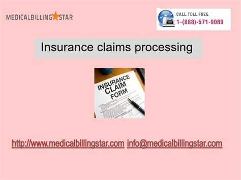 Insurance Claims Processor by Insurance Claims Processing
