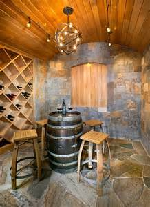 19 interesting ways of using wine barrels in home d 233 cor