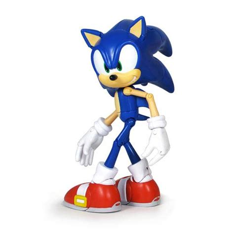 Figure Sonic sonic the hedgehog poser figure jazwares sonic the hedgehog figures at