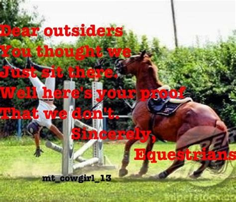 horse riding is a sport quotes quotesgram