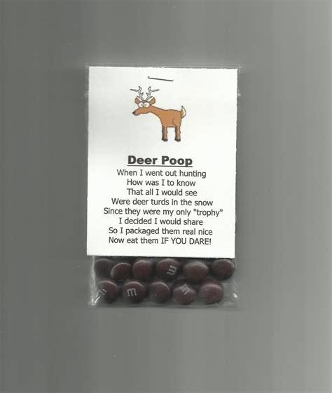 christmas gift prank jokes new deer chocolate novelty gift joke prank ebay